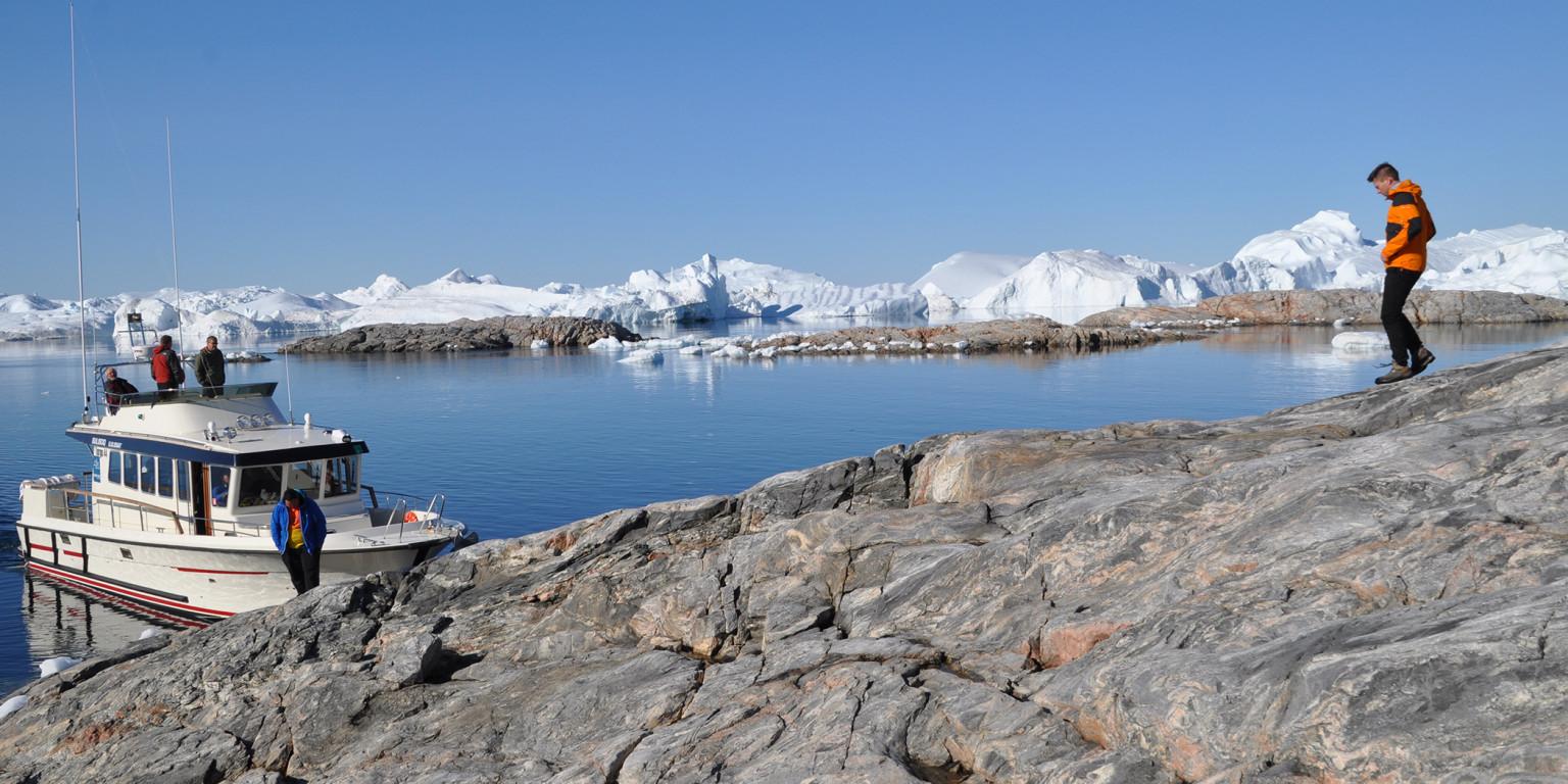 Det bedste af Diskobugten; Grønland - 2020