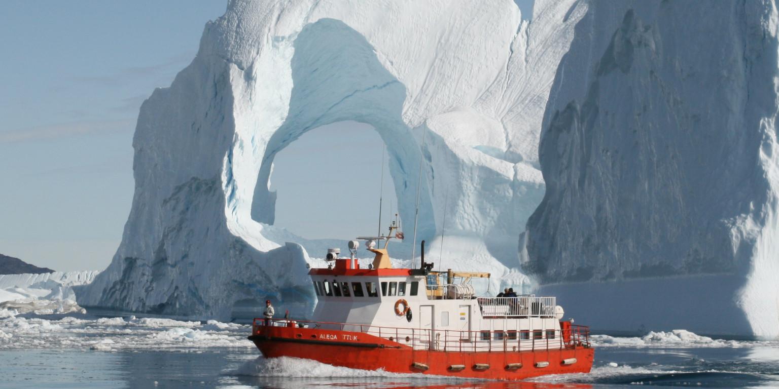 Greenland - Adventure - IGGI - GBT