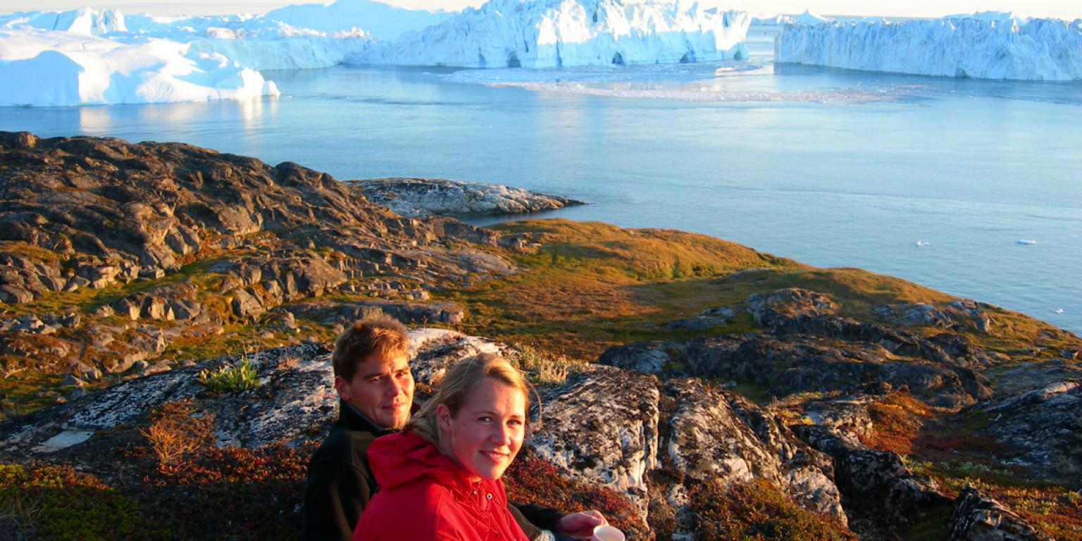 Lodges in Greenland - week 28