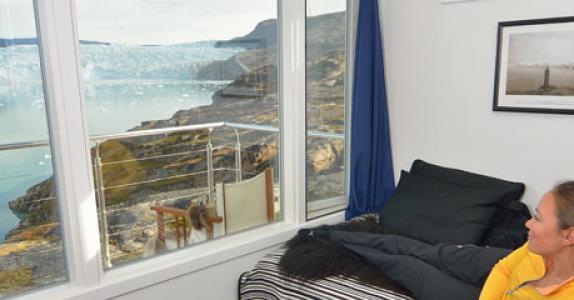 Grønland - Ilulissat og Glacier Lodge Eqi