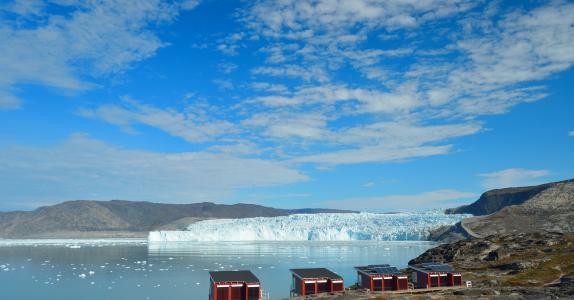 Glacier Lodge Eqi, Whales, Icecap and Ilulissat