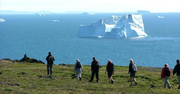 Ilulissat og Diskoøen