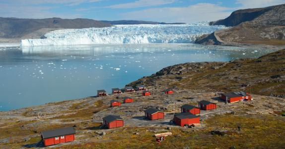 Greenland -  Highlights in Diskobay region