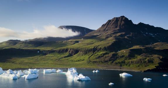 Ilulissat and Disko Island - 2020