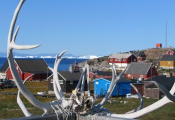 Disko Island, Settlements and Ilulissat