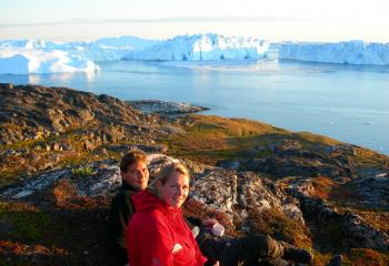 Lodges in Greenland - week 28