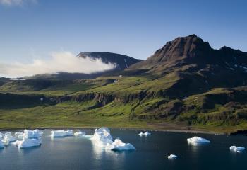 Ilulissat and Disko Island 2020