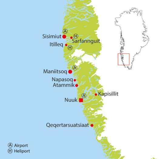 Midtgrønland